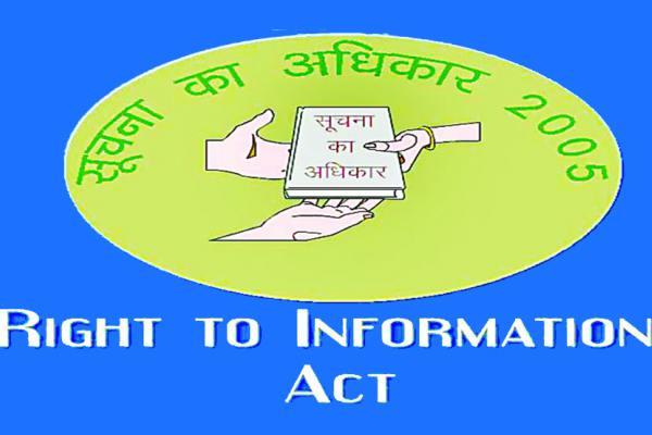 माहितीचा अधिकार कसा वापरावा
