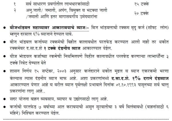 Bija Bhandaval Yojana