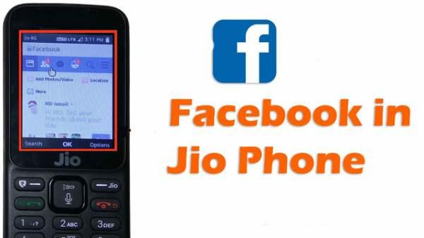 जिओ फ़ोन में फेसबुक ऍप कैसे चलाये