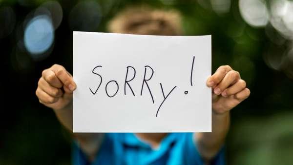 माफी की शायरी