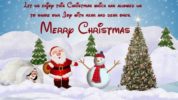 Christmas SMS 2017
