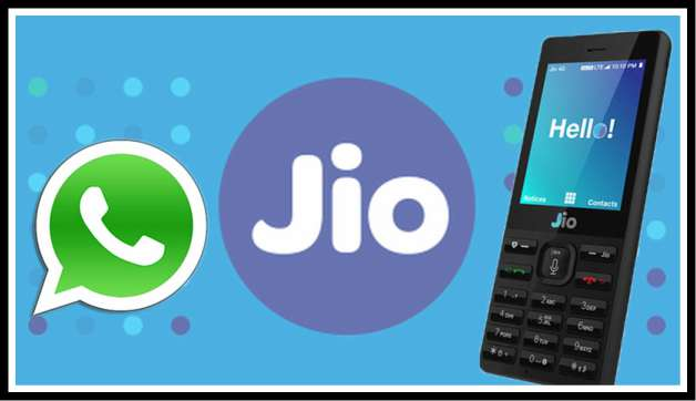 जिओ फ़ोन में व्हाट्सप्प कैसे चलाएं
