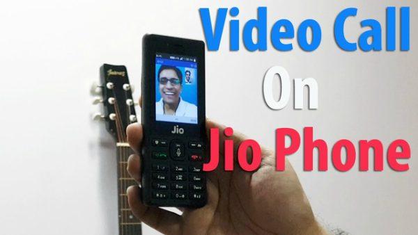 जिओ फ़ोन से वीडियो कॉल कैसे करे
