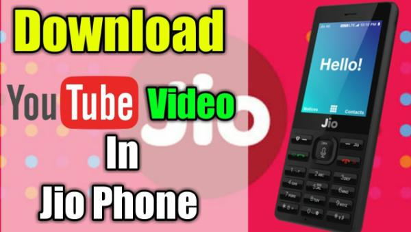 Jio Phone me Video Download Kaise Kare - How to download Youtube Videos in Jio Phone