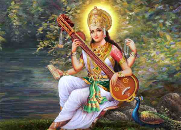 Maa Saraswati Shayari In Hindi 2018