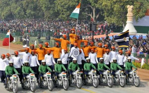 26 जनवरी पर कवितायें - Poem on Republic day in Hindi