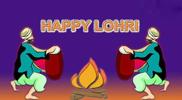 lohri images with messages sms