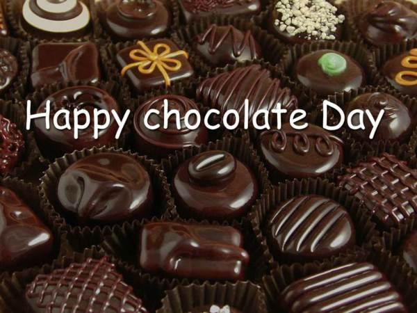 चॉकलेट डे विशेज
