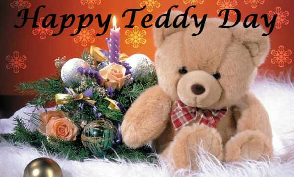 Teddy Day Images With Love Quotes