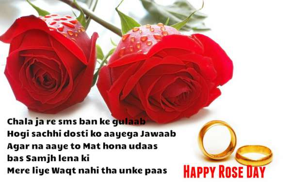 Rose day shayari collection