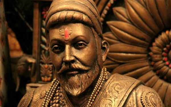 Shivaji Jayanti Status in Marathi & Hindi