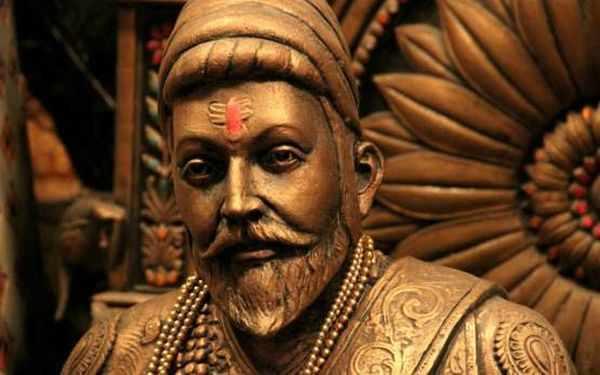 Shivaji Jayanti Status in Marathi & Hindi