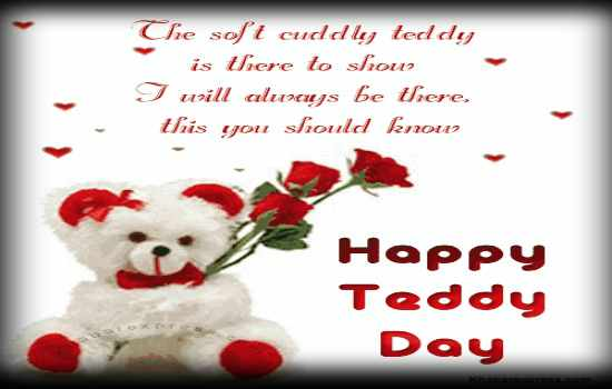 pictures of teddy day