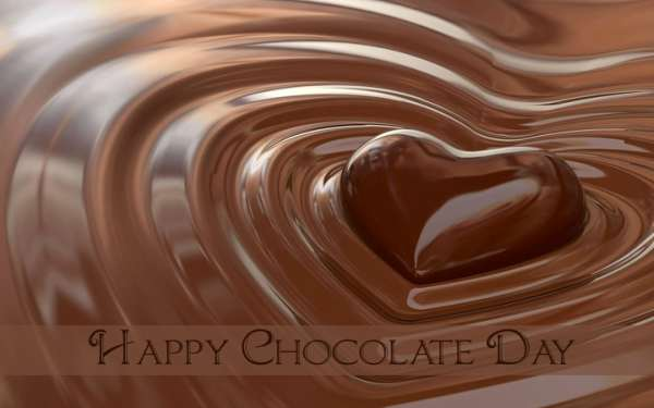 Chocolate Day Images With Love Quotes