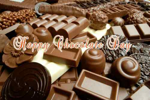 chocolate day images free download