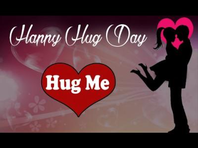 hug day shayri
