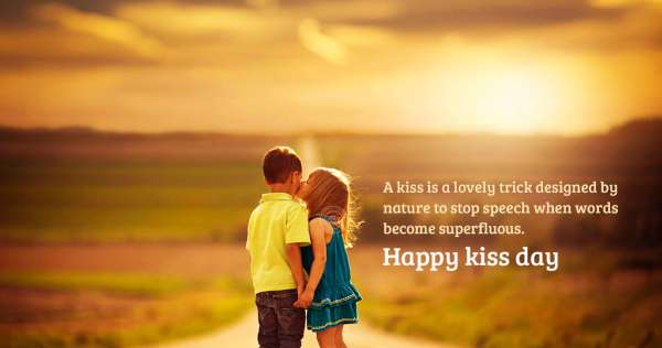 kiss day shayari in hindi for girlfriend Images