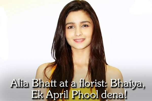 April fool shayari image
