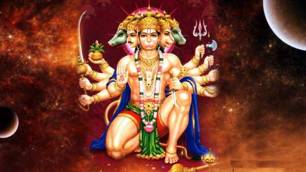 Happy Hanuman Jayanti Images 2018