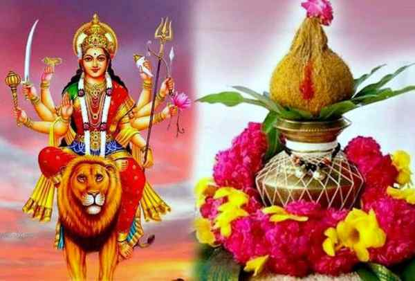 Hindu Nav Varsh And Navratri Image