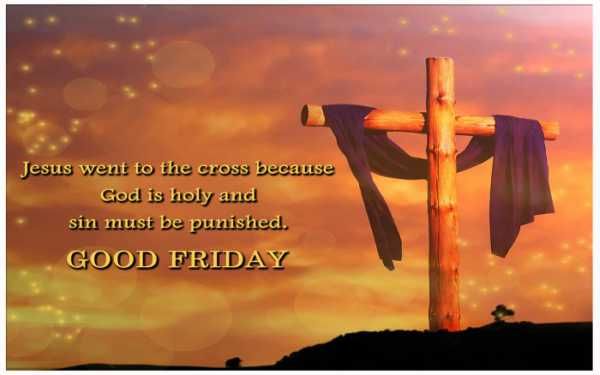 Good friday images with quotes