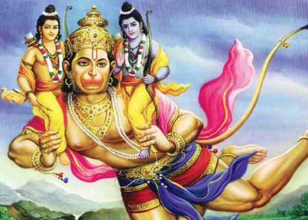 hanuman jayanti status in hindi