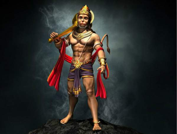 hanuman jayanti status in hindi for WhatsApp
