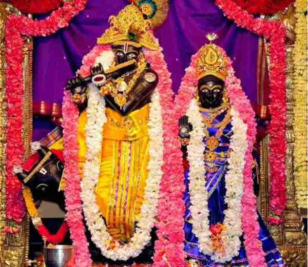 Krishna Radha Image - 3D HD