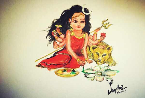 माँ दुर्गा फोटो
