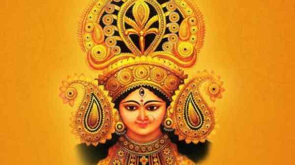 जय माँ दुर्गा का फोटो
