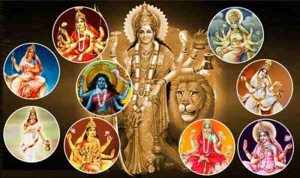 नवरात्रि बधाई संदेश