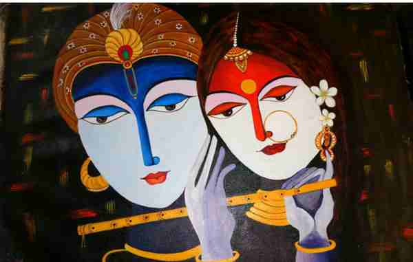 radha krishna pictures hd
