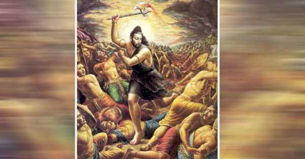 परशुराम जयंती की हार्दिक शुभकामनाएं 2018