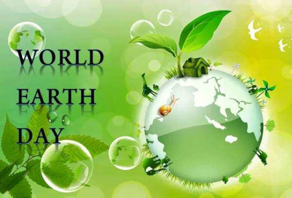 पृथ्वी दिवस पर स्लोगन