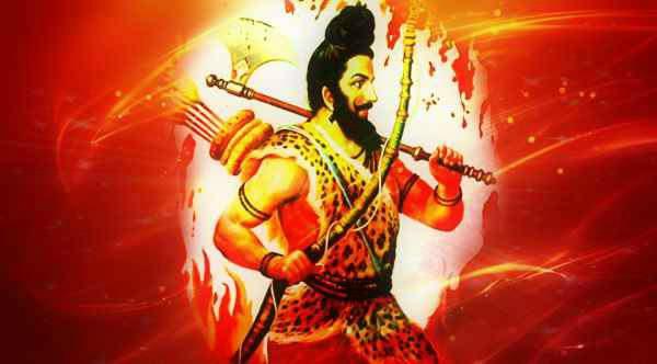 भगवान परशुराम पर कविता