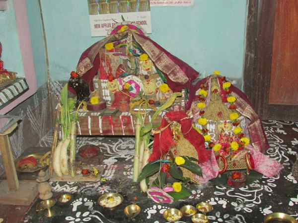 Baseli puja images for facebook