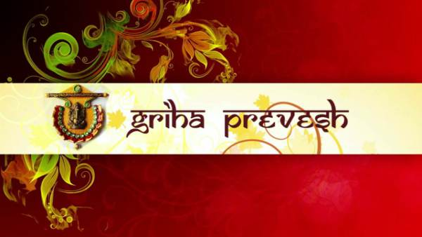 Griha Pravesh Wishes Greetings Messages in 2018