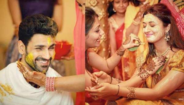 Haldi ceremony vshayari
