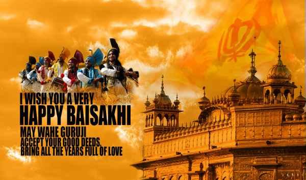 Happy Baisakhi Images Hd