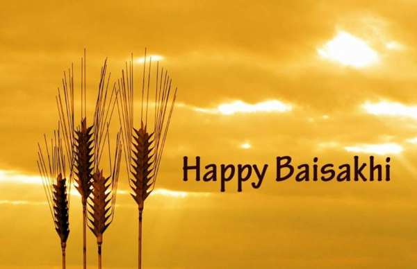 Happy Baisakhi Images In Punjabi