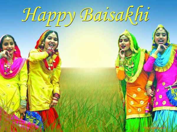 Happy Baisakhi Pics