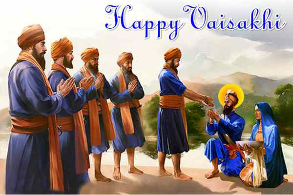 Happy baisakhi quotes in punjabi Hindi