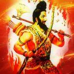 Jai Parshuram 2 Lines Shero Shayari for WhatsApp
