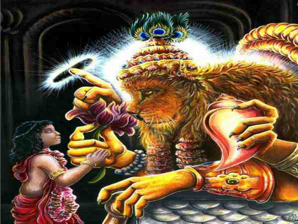 Narsingh Jayanti Puja Mantra