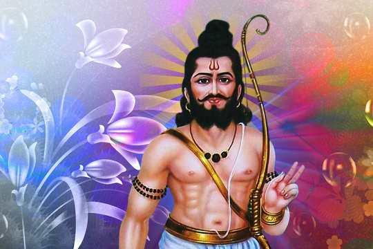 Parshuram Jayanti Status in Hindi