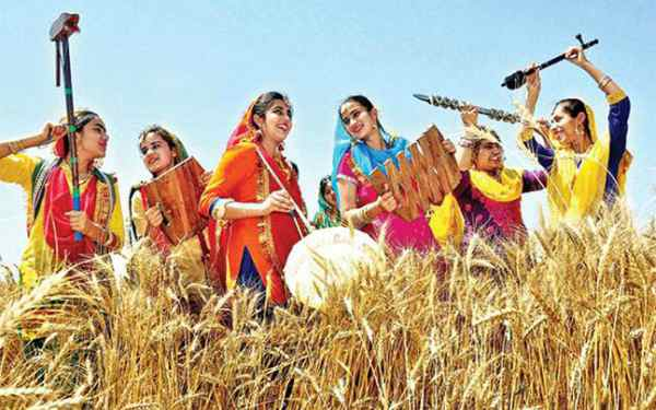 Short Essay on Baisakhi in Punjabi Language