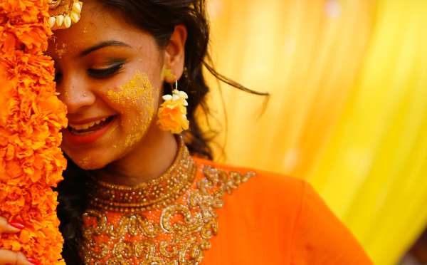 Wedding Haldi Shayari in Hindi
