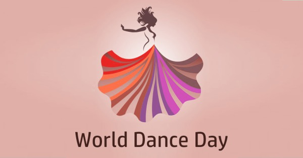 World Dance Day Messag 2018