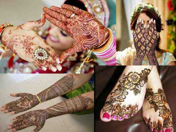 mehndi shayari 2 lines with Images for Facebook