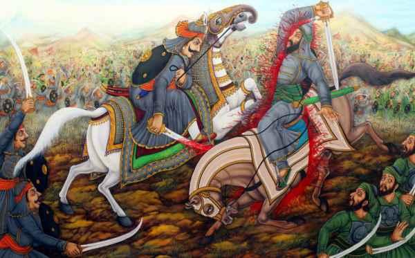 महाराणा प्रताप जयंती पर कविता